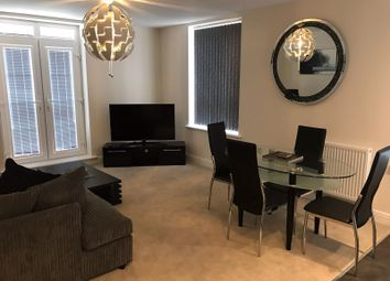 Thumbnail 2 bed flat to rent in East Square Gardens, Dickens Heath, Solihull