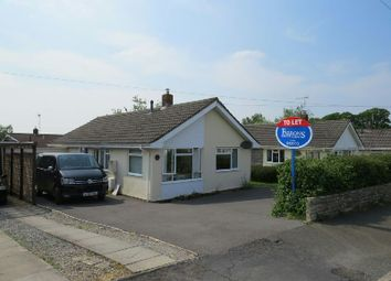 Thumbnail 3 bedroom detached bungalow to rent in Oak Road, Winscombe