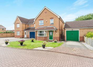 Thumbnail 3 bed detached house for sale in Kilcoy Drive, Kingswood, Hull