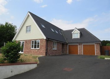 Thumbnail 4 bed detached house to rent in Olive Avenue, Newton Flotman, Norwich