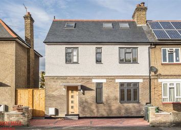 Thumbnail 4 bed semi-detached house for sale in Carlton Road, Walthamstow, London