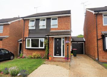 Thumbnail 4 bed detached house for sale in Byerley Way, Crawley
