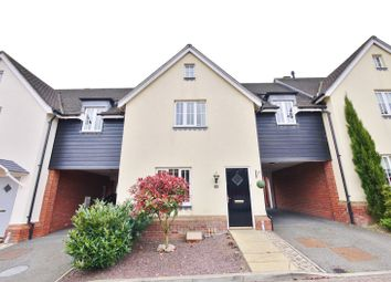 Thumbnail 3 bed property for sale in The Gables, Ongar, Essex