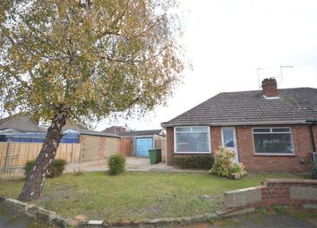 Thumbnail 3 bed semi-detached bungalow for sale in Linton Close, Sprowston, Norwich