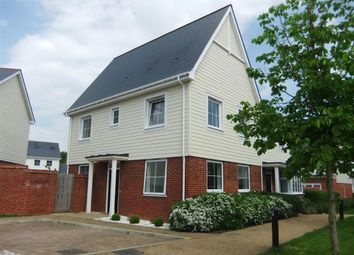 Thumbnail 3 bed semi-detached house for sale in Berry Drive, Holborough Lakes, Kent