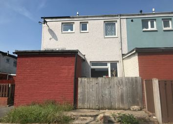 Thumbnail 3 bed end terrace house to rent in Borthwick Close, Bransholme, Hull
