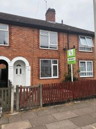 Thumbnail 2 bed town house for sale in Lothair Road, Aylestone, Leicester