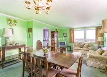 Thumbnail 2 bed flat for sale in Pellipar Close, London
