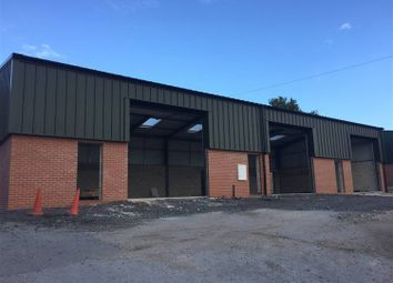 Thumbnail Light industrial to let in Sandybrook, Ashbourne
