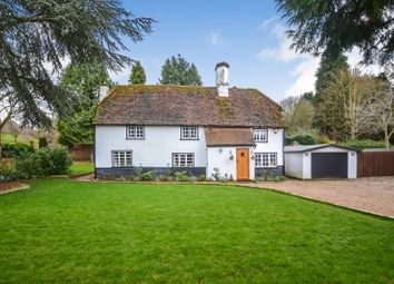 Thumbnail 5 bed detached house for sale in School Lane, Harlow, Essex