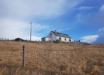 Thumbnail 4 bed detached house for sale in Garenin, Isle Of Lewis