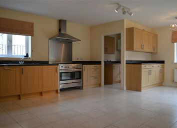 Thumbnail 4 bed detached house to rent in Middlewood Close, Bath, Somerset