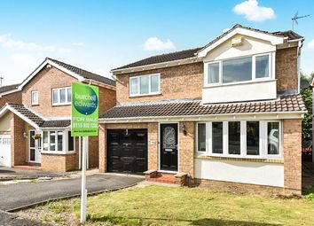Thumbnail 4 bed detached house for sale in Greenacre Avenue, Heanor