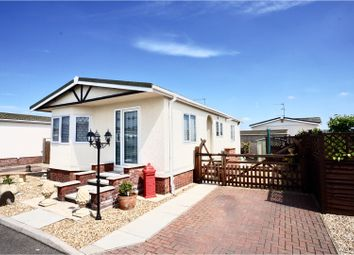 Thumbnail 2 bed mobile/park home for sale in Marina View, Dogdyke