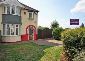 Thumbnail 3 bed semi-detached house for sale in Warren Hill Road, Birmingham
