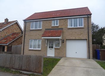 Thumbnail 4 bed detached house to rent in Broom Road, Lakenheath