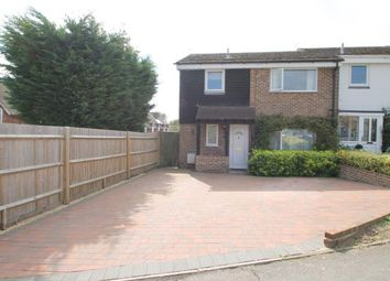 3 bed end terrace house for sale in Martlet Road, Petworth, West Sussex GU28