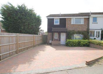 Martlet Road, Petworth, West Sussex GU28. 3 bed end terrace house