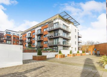 Thumbnail 1 bed flat for sale in Channel Way, Southampton