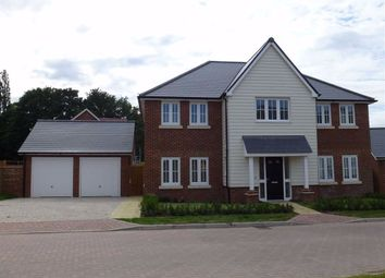 4 bed detached house for sale in Plot 19, The Claremont, Hempstead, Kent ME7
