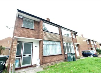 Thumbnail 4 bedroom semi-detached house to rent in Wyken Croft, Coventry, West Midlands