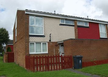 Thumbnail 3 bed terraced house for sale in Bodmin Close, Wallsend