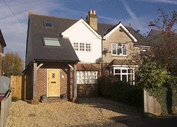 Thumbnail 4 bed semi-detached house for sale in Southbourne, Emsworth, West Sussex
