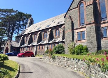 Thumbnail 2 bedroom flat for sale in Porthmadog Road, Criccieth