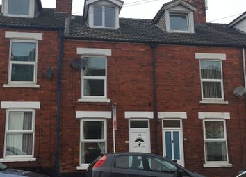 Thumbnail 3 bed terraced house to rent in Stamford Street, Grantham