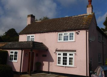 Thumbnail 4 bed detached house to rent in Low Road, Church Lench, Evesham