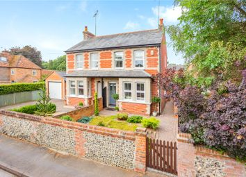 Thumbnail 3 bedroom semi-detached house for sale in Church Street, Hampstead Norreys, Thatcham