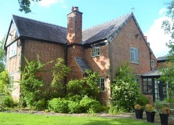 Thumbnail 4 bedroom detached house for sale in Wood Farm House, Breaden Heath, Whitchurch