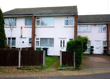 Thumbnail 3 bed terraced house to rent in Newgatestreet Road, Goffs Oak, Waltham Cross