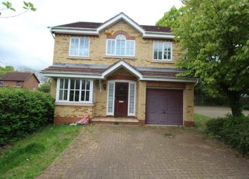 Thumbnail 3 bed property to rent in Honiton Court, Isaacson Drive, Wavendon Gate, Milton Keynes