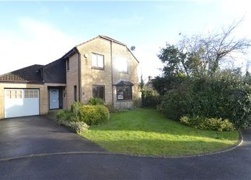 Thumbnail 4 bed detached house for sale in Underleaf Way, Peasedown St. John, Bath, Somerset