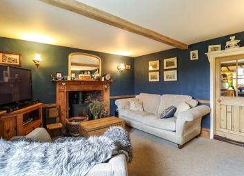 Thumbnail 2 bed terraced house for sale in Low Street, Badingham, Woodbridge