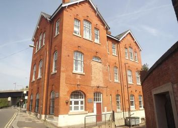 Thumbnail 1 bedroom flat for sale in Amber House, Railway Terrace, Derby, Derbyshire