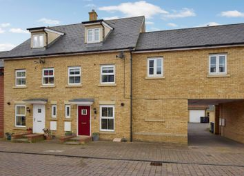 Thumbnail 4 bed town house for sale in Hawkes Road, Witham