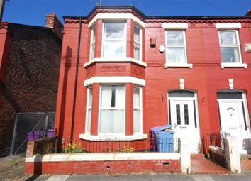 Thumbnail 3 bed end terrace house for sale in Portman Road, Wavertree, Liverpool