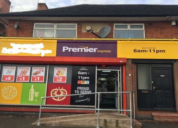 Thumbnail Retail premises for sale in Wood Road, Derby