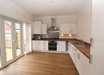 Thumbnail 4 bed detached house to rent in Sutton Avenue, Silverdale, Newcastle