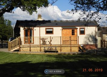 Thumbnail 2 bed mobile/park home to rent in Kirkby Moor Rd, Nr Ripon