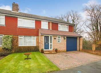 Thumbnail 4 bed semi-detached house for sale in Shelley Road, East Grinstead, West Sussex