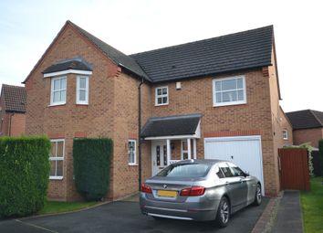 Thumbnail 4 bed detached house for sale in Ovaldene Way, Trentham, Stoke-On-Trent