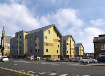 Thumbnail 1 bed flat for sale in Garstang Road, Preston, Lancashire