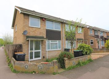 Thumbnail 3 bed semi-detached house to rent in Beech Walk, Kempston, Bedford