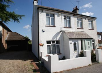 Thumbnail 3 bedroom property for sale in Main Road, Hawkwell, Hockley