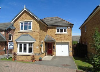 Thumbnail 3 bed detached house for sale in Gibsons Court, Blaydon-On-Tyne