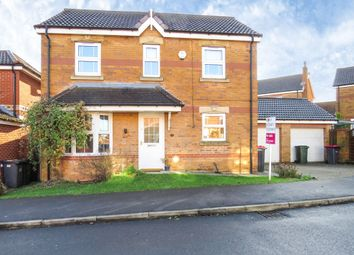 Thumbnail 4 bed detached house for sale in Penwood Walk, Woodlaithes Village, Rotherham