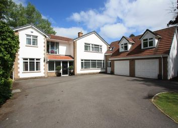 Thumbnail 5 bed detached house for sale in Broad Bush, Blunsdon